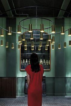 Pendant lamps Cirio Circular