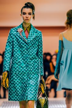 Tommy Ton - PRADA FALL/WINTER 2015