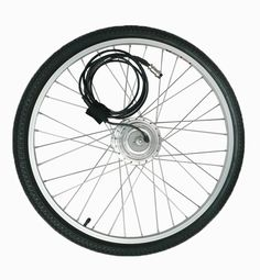 Electric Bicycles 74469: 250 Watt Wheel For Hill Topper Electric Bike Conversion (20, 24, 26 And 700C) BUY IT NOW ONLY: $269.0