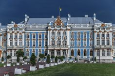 The Catherine Palace – a masterpiece of Baroque · Russia travel blog