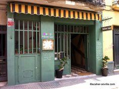 nikkei Tapas, Bar, Spain, Restaurant, Outdoor Decor, Home, Sevilla, Sevilla Spain, Diner Restaurant