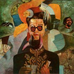 """""""Retrato de Gabo López"""""""