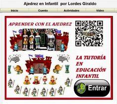 Aprender con el #ajedrez #educacion por @lourdesgiraldo