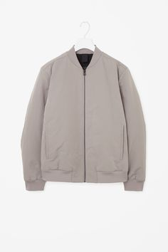 COS | Padded zip-up jacket