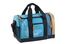 Lassig Kids School Duffle Bag Sports Football Basketball Baseball Swim Duffle Bag Gym Bag Shark Ocean -- Find out more about the great product at the image link.