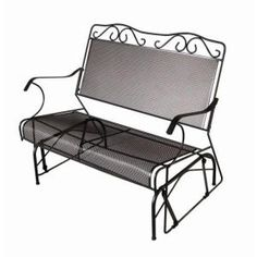 Napa 2-Person Patio Glider -- WAS $179-1-10-009-05 at The Home Depot