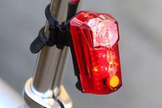 Topeak Redlite Mega Rear Light