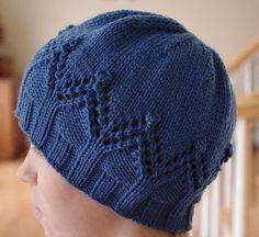 Ravelry: Winter White Hat pattern by Amy Grace