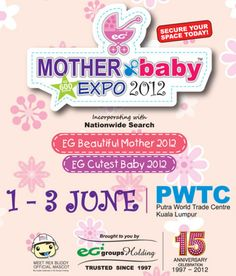 Mother and Baby Expo 2012