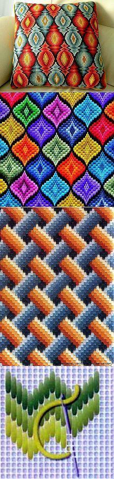 схемы для вышивки | Фотографии и советы на Постиле