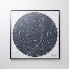 Constellation Explorer Print