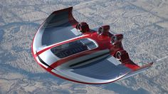 This would be an awesome personal aircraft … i want one