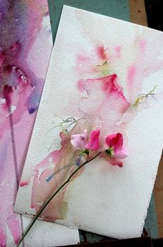 adelaparvu.com despre acuarele, pictura in acuarela, artist Jean Haines (9)