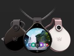 FrontRow is a livestreaming smart necklace with two cameras | Android Central
