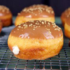 Bailey's Irish Cream Donut