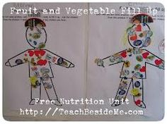nutrition crafts for kids - Google Search