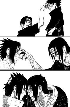 Resultado de imagen para itachi and sasuke tumblr