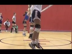 Volleyball circuit Jump training Get the best tips on how to increase your vertical jump here: Volleyball Skills, Volleyball Practice, Volleyball Training, Volleyball Workouts, Volleyball Quotes, Coaching Volleyball, Volleyball Players, Jump Workout, Exercise