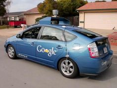 Google Self-Driven Car#Repin By:Pinterest++ for iPad#