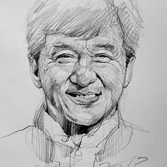 Pencil Portraits - Alvin Chong - This guy - Discover The Secrets Of Drawing Realistic Pencil Portraits.Let Me Show You How You Too Can Draw Realistic Pencil Portraits With My Truly Step-by-Step Guide. Portrait Au Crayon, Pencil Portrait, Portrait Art, Portraits, Portrait Sketches, Art Drawings Sketches, Pencil Drawings, Pencil Art, Color Pencil Sketch