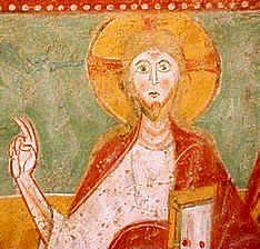 Un beau site sur l'art roman Art Romain, Romanesque Art, Saint Georges, Roman Art, Orthodox Icons, Medieval Art, Jesus Christ, Christianity, Mosaic