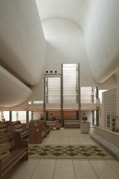 Bagsvaerd Church, Denmark