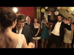 Luke Bryan Crashes A Wedding - 2014 ACM Awards - YouTube