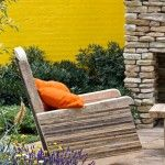 reclaimed pallet rocking chairs. designed by mike harvey