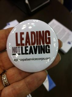Young Adults: Leading, Not Leaving the Church. Will we let them? Will we listen? ‪#GC77‬ #church