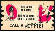 call 911 hippies
