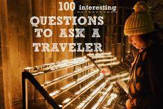 100 Questions You Should Ask A Travel Blogger http://www.kulturekween.com/travel-blogger/?utm_campaign=coschedule&utm_source=pinterest&utm_medium=Kulture&utm_content=100%20Questions%20You%20Should%20Ask%20A%20Travel%20Blogger