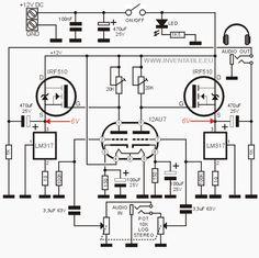 722 Best Radio Vacuum Tube Schematics images in 2018