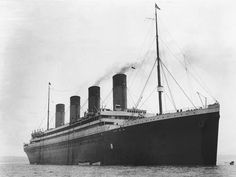 Lucky people who descended in the Belfast from Titanic in his first and last cruise. Others waited ahead a cold water and depth of the icy ocean.