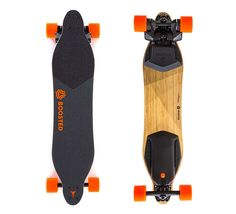 Boosted Dual+ 2000W Electric Skateboard is the world's only dual-drive system longboard that makes it best electric longboard ever.