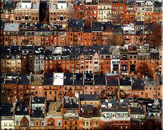 Boston, Massachusetts #RowHouse
