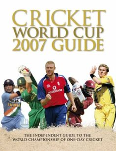 Book: The Cricket World Cup 07 Guide