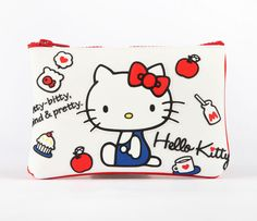 I think im obsessed w/ hello kitty all over again