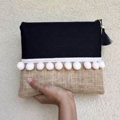 Diy Clutch, Diy Tote Bag, Fabric Bags, Canvas Fabric, Cotton Canvas, Canvas Tent, Canvas Frame, Bridesmaid Clutches, Embroidery Bags