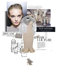 """""""Rainy day couture."""" by sa3ina ❤ liked on Polyvore"""