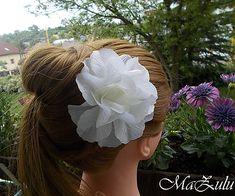 MaZulu / Svadobný kvet do vlasov