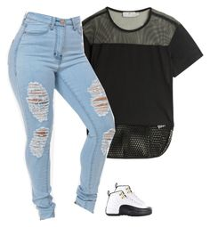 """Untitled #616"" by prettygirlnunu ❤ liked on Polyvore"