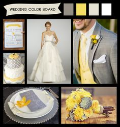 Link to items in the blog post :)   Greenville Wedding Photographer Grey and Yellow Wedding Inspiration