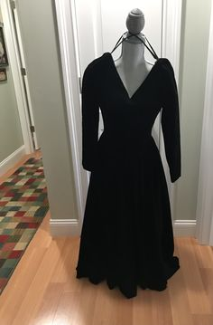 Romantic Gifts For Her, High Neck Dress, Dresses With Sleeves, Long Sleeve, Etsy Shop, Fantasy, Shopping, Fashion, Turtleneck Dress