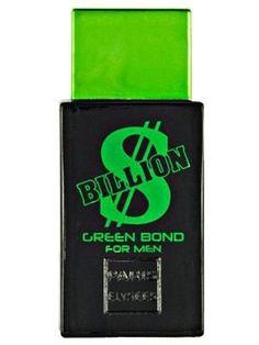 Perfume Billion Green Bond For Men Paris Elysees Edt 100ml