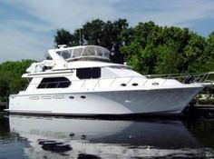 Boat for Sale: 2002 Ocean Alexander Motoryacht 55' for Sale in Annapolis,MD 21403 - at Bay Boat Buzz