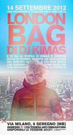 Kimas London Bag!