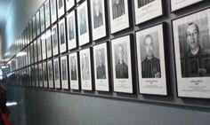 Auschwitz. Fotos de algunos de los judíos y judías que fueron asesinados. Luchemos contra toda maldad.