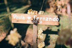 Casamento de Paula e Fernando