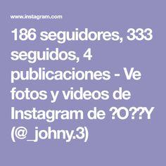 186 seguidores, 333 seguidos, 4 publicaciones - Ve fotos y videos de Instagram de ᒍOᕼᑎY (@_johny.3) Weather, Instagram, Followers, Weather Crafts