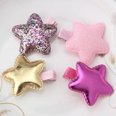 Hot Sale Cute Shiny Butterfly Star Heart Hair Clip Candy Colors Children Hairpins Girls Headwear Barrettes Hair Accessories-in Hair Accessories from Mother & Kids on Aliexpress.com | Alibaba Group